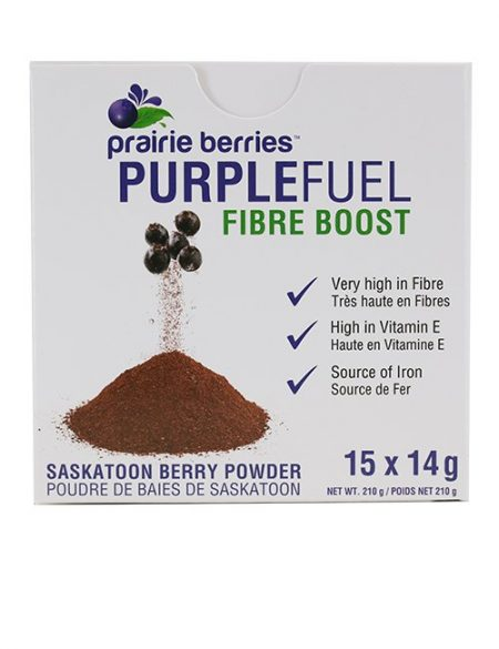 Fibre Boost Saskatoon Berry Powder